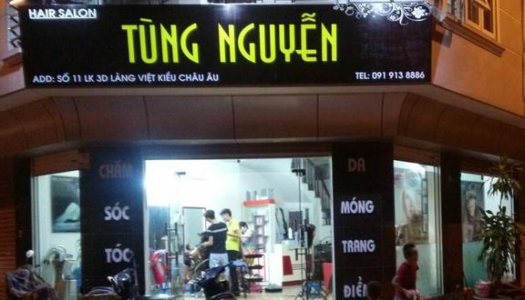 Tùng Nguyễn Hair Salon - Làng Việt Kiều Châu Âu