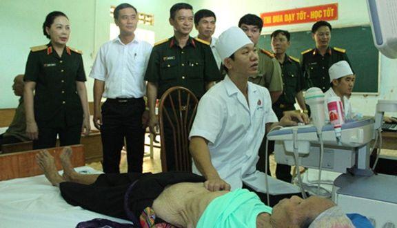 Bệnh Viện Y Học Cổ Truyền - Bộ Công An