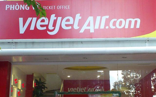 Phòng Vé VietJet Air - Công Trường Quốc Tế