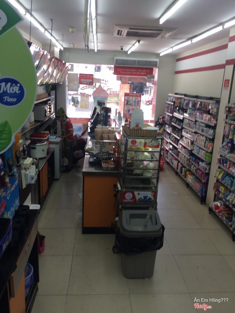 Circle K - Nguyễn Văn Tráng ở TP. HCM