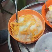 Sữa chua mít thạch lựu trân châu
