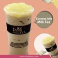 Trà sữa thạch dừa