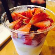Yogurt dâu