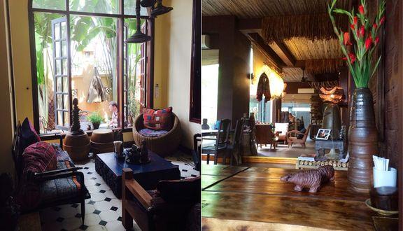 Maison De Tet Decor Cafe