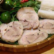 Thịt bắp giò rút xương