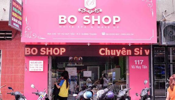 Bo Shop - Vũ Huy Tấn