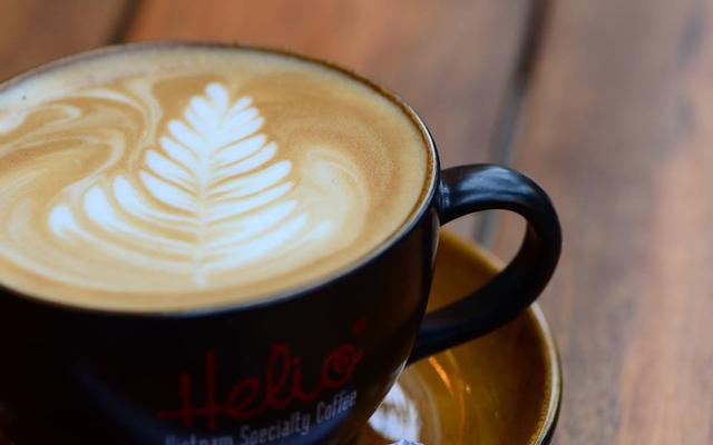 Helio Coffee - Đinh Tiên Hoàng