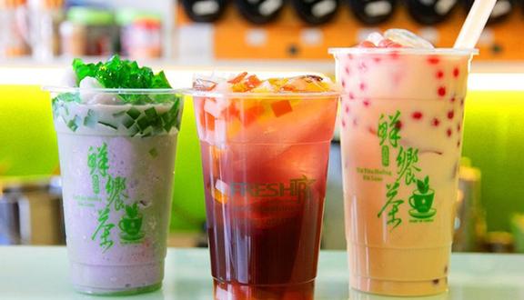 Trà Sữa Tiên Hưởng - Lãnh Binh Thăng