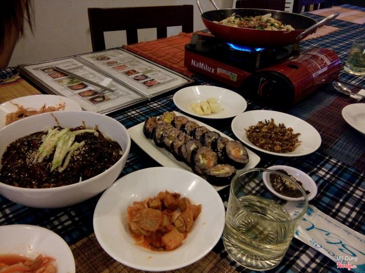Nhà hàng Việt - Hàn ở Khánh Hoà