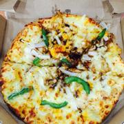Pizza size M 9 inch