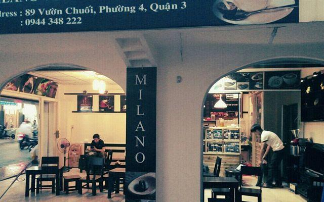 Milano Coffee - Vườn Chuối