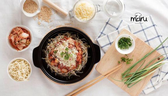 Maru Food & Drinks - Món Ăn Hàn Quốc
