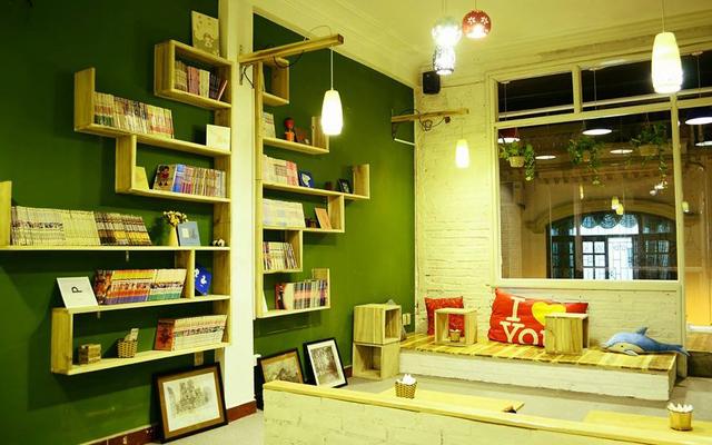 Book'n Coffee - Trường Chinh