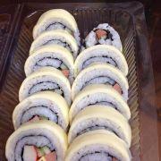 Sushi phô mai cuộn