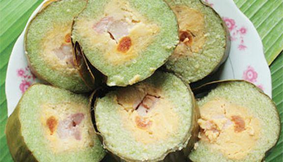 Bánh Tét Trà Cuôn - Lê Văn Lương