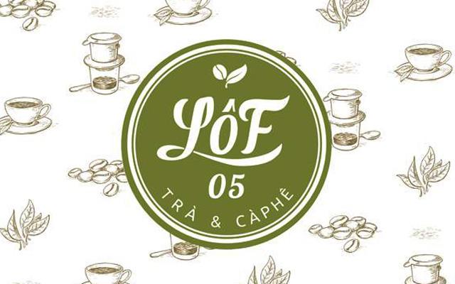 Lô F 05 - Coffee & Tea