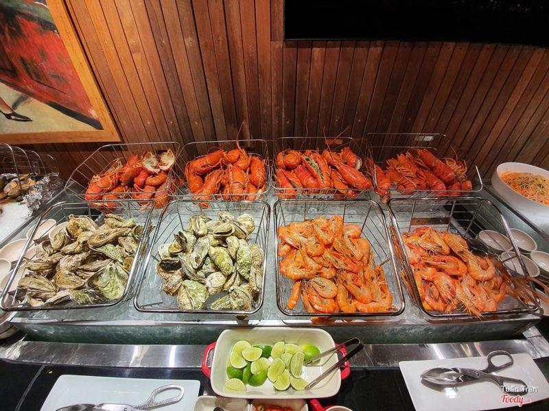 The LOG Restaurant ở Quận 1, TP. HCM   Foody.vn