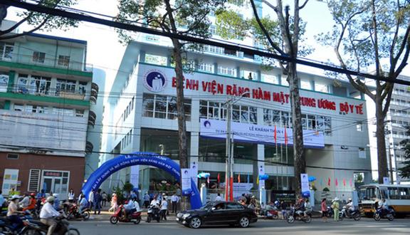 Bệnh Viện Răng Hàm Mặt Trung Ương Bộ Y Tế