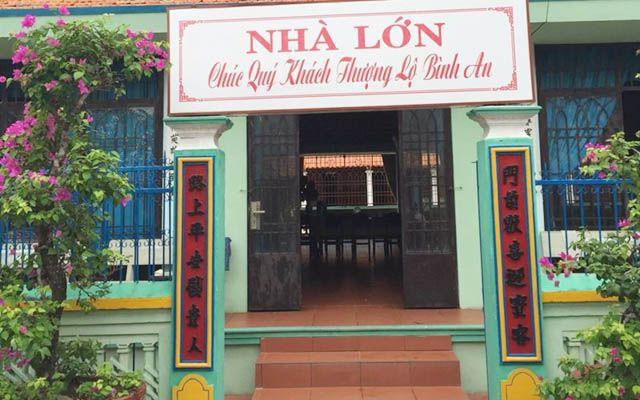 Nhà Thờ Long Sơn