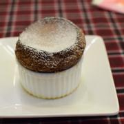 Bánh Brulee chocolate