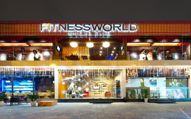 Fitness World Unique Club - Nguyễn Khánh Toàn