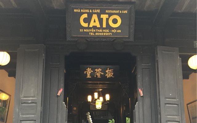 Cato Restaurant & Cafe