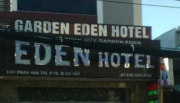 Eden Hotel - Phan Văn Trị