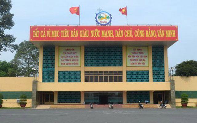 Quảng Trường Tỉnh Đồng Nai