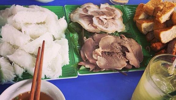 Bún Đậu Phát Lộc - Trần Huy Liệu