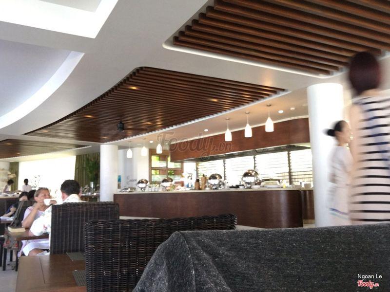 Restaurant của resort