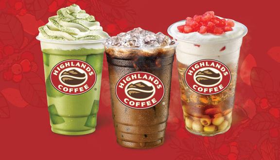 Highlands Coffee - Kim Mã