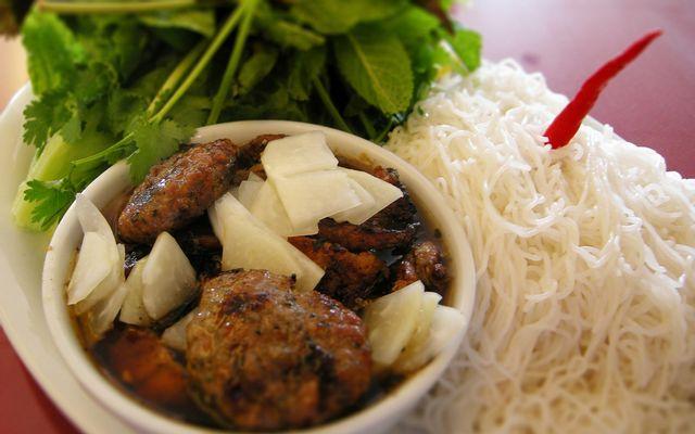 Hương Bún Chả - Định Công