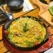 Cơm chiên Hải sản Thái