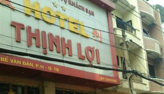 Thịnh Lợi Hotel - Bế Văn Đàn