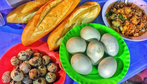 Quán Lanh - Trứng Vịt Lộn