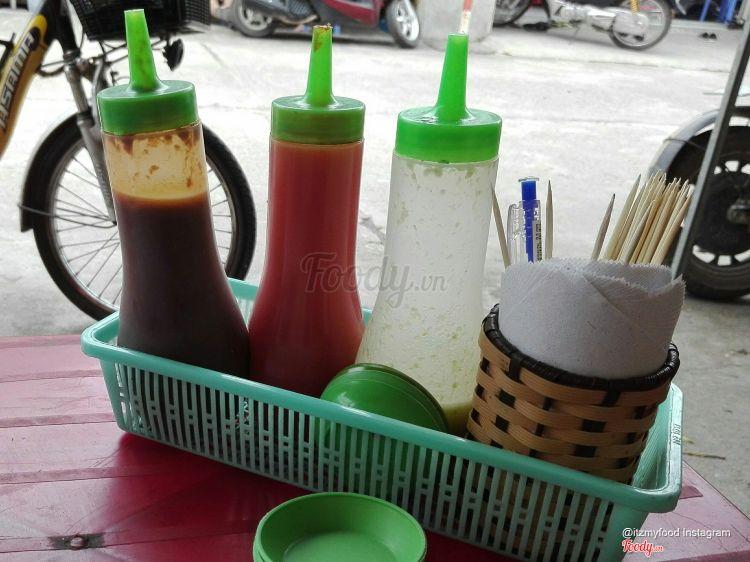 Bánh Tráng Trứng 2 Chị Em ở Khánh Hoà