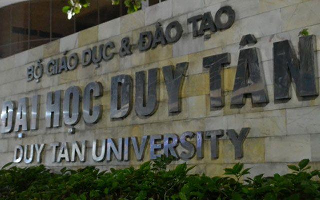 Đại Học Duy Tân - Phan Thanh