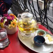 Trà hoa cúc mật ong
