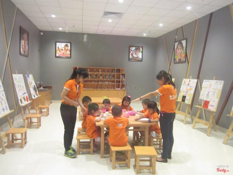 Kizciti - Thành Phố Hướng Nghiệp ở Hà Nội