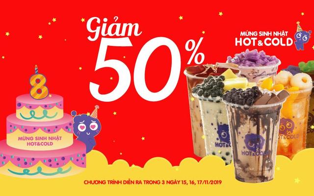 Hot & Cold - Trà Sữa & Xiên Que - Hoàng Hoa Thám