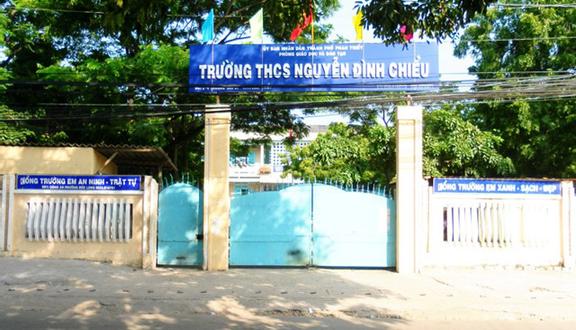 Trung Học Cơ Sở Nguyễn Đình Chiểu - Trường Chinh