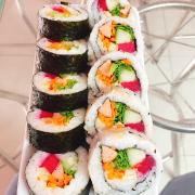 Sushi & nudu