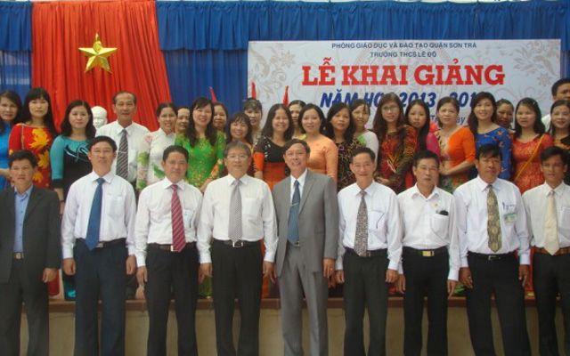 Trung Học Cơ Sở Lê Độ - Nguyễn Trung Trực