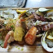Set hải sản nướng