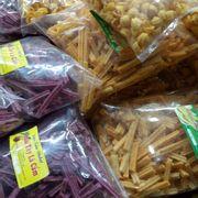 Đặc sản khoai tây sấy