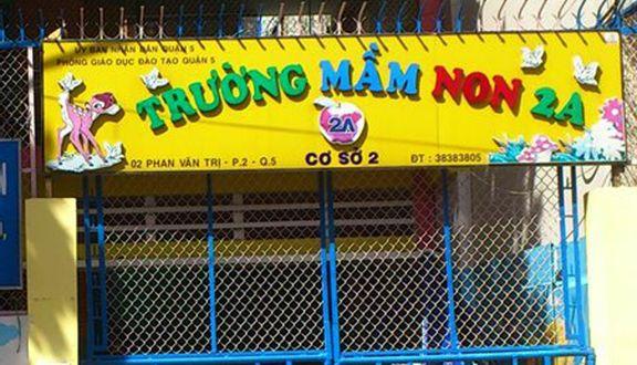 Trường Mầm Non 2A - Phan Văn Trị