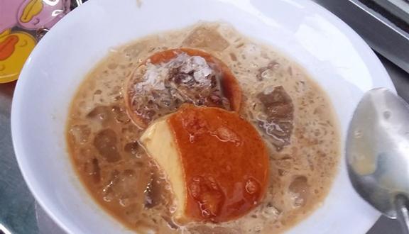 Bánh Flan - Hồ Thị Kỷ