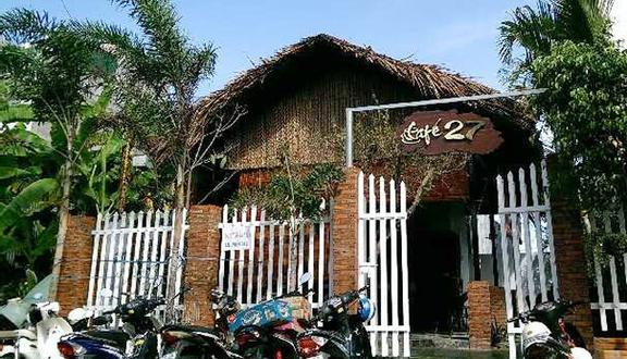 27 Cafe & Sinh Tố - Phan Bội Châu