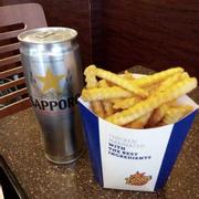 khoai tây chiên Texas<a class'hashtag-link' href'/ho-chi-minh/hashtag/SapporoPremiumBeer-188774'>#SapporoPremiumBeer</a><a class='hashtag-link' href='/ho-chi-minh/hashtag/sapporopremiumbeer-188774'>#SapporoPremiumBeer</a>