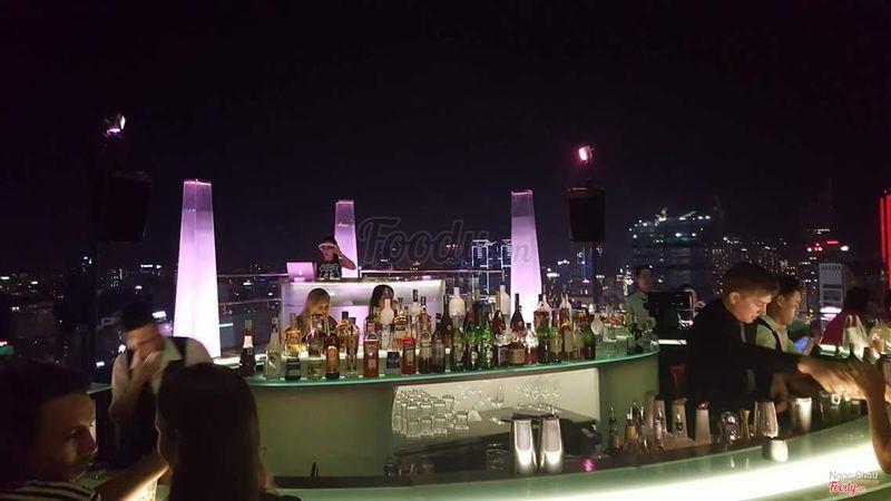 Quầy bar ^^